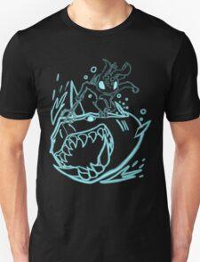 Fizz & Shark (Dark Version) T-Shirt