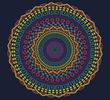 Ethnic Mandala by dukepope