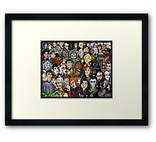 THE INFINITES Special Guests Framed Print