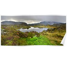 The Lake District: Innominate Tarn Poster
