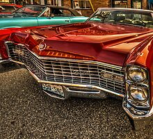 Long Red Caddy by Steve Walser
