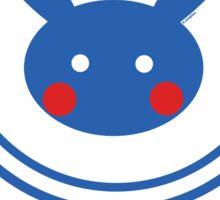 Sailor Pika Sticker