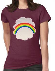 Cheer Bear (high version) Womens Fitted T-Shirt