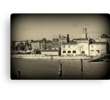 Ramsgate Maritime Museum  Canvas Print