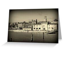 Ramsgate Maritime Museum  Greeting Card
