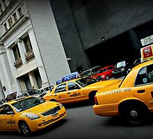 Taxi Taxi by JordynShayPhoto
