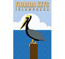 Florida Keys Poster Photographic Print
