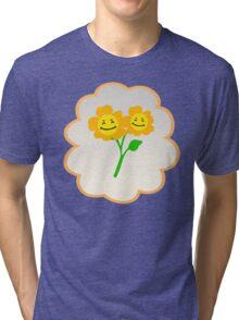 Friend Bear (high version) Tri-blend T-Shirt