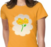 Friend Bear (high version) Womens Fitted T-Shirt