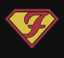 Super F Kids Tee
