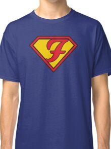 Super F Classic T-Shirt