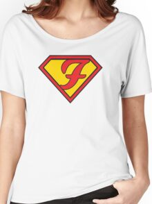 Super F Women's Relaxed Fit T-Shirt