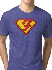 Super F Tri-blend T-Shirt
