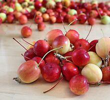 pile apples by mrivserg