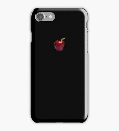 MY APPLE: BLACK iPhone Case/Skin