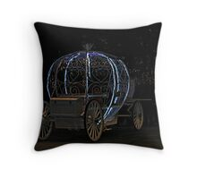 The Dreams In My Heart Throw Pillow