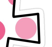 E  Sticker