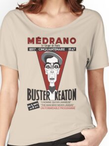 Buster Keaton in Paris Women's Relaxed Fit T-Shirt