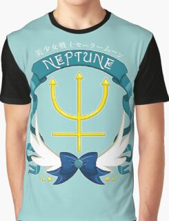 Sailor Signs - Neptune Graphic T-Shirt
