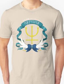 Sailor Signs - Neptune Unisex T-Shirt
