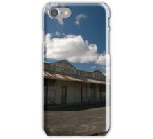 Butcher/Draper/Grocer Building, Lue, Australia 2009 iPhone Case/Skin