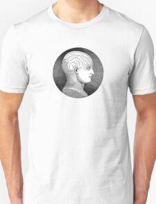 Phrenology lady T-Shirt