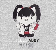 "Hello Abby ""NCIS"" by CJSDesign"