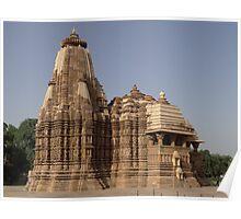 Khajuraho Temples cont.. Poster