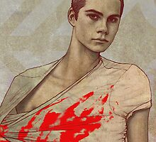 Stiles Stilinski by Sudjino