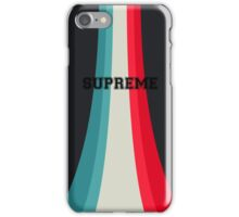Paris Supreme iPhone Case/Skin