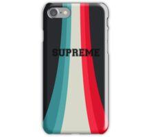 Paris Supreme iPhone Case/Skin