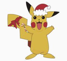 Christmas Pikachu! Kids Clothes