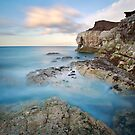 Thornwick Bay, Flamborough Head by MartinWilliams