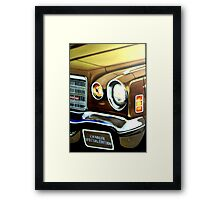 Charger Framed Print