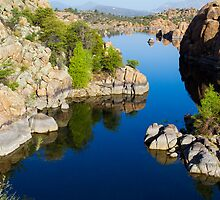 Granite Dells by BGSPhoto