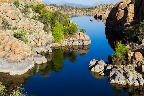 Granite Dells by BGSPhoto