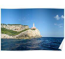 Faro Lighthouse Poster