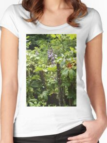 Behind the Fence Women's Fitted Scoop T-Shirt
