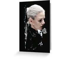 The Dark Swan Greeting Card