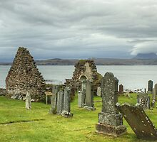 Chapel Of The Sand Of Udrigle by Jamie  Green