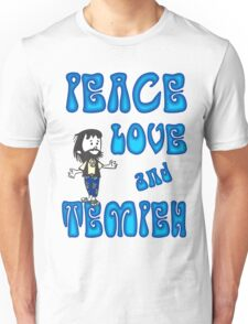 Peace Love and Tempeh T-Shirt