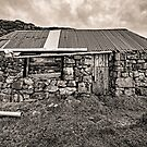 Disused Croft House by JPassmore