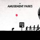 99 Steps of Progress - Amusement parks by maentis
