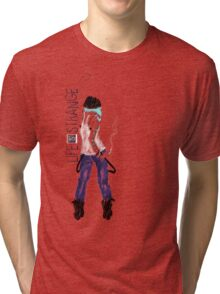 Chloe Price (Life is Strange) Tri-blend T-Shirt