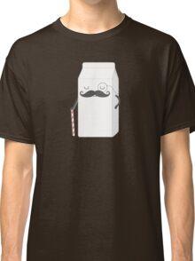 sir milk moustache Classic T-Shirt