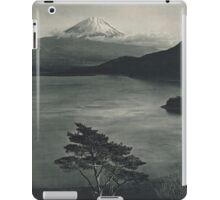 Vintage poster - Japan iPad Case/Skin