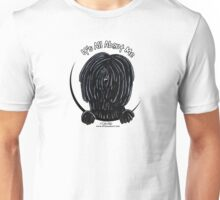Puli :: It's All About Me Unisex T-Shirt