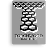 Torchwood Metal Print