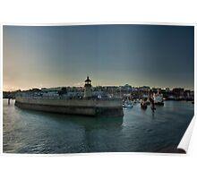 Ramsgate Harbour Poster