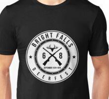 Bright Falls Deerfest - Inspired By Alan Wake Deer Fest Unisex T-Shirt
